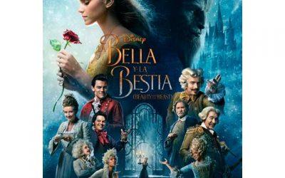 """Cine de Verano: """"La Bella y la Bestia"""""""
