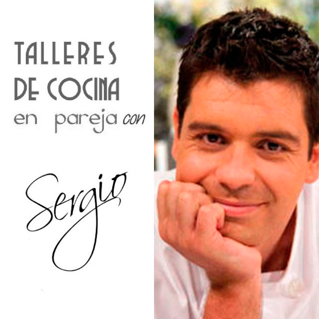 Taller de Cocina en pareja con Sergio Fernández Luque