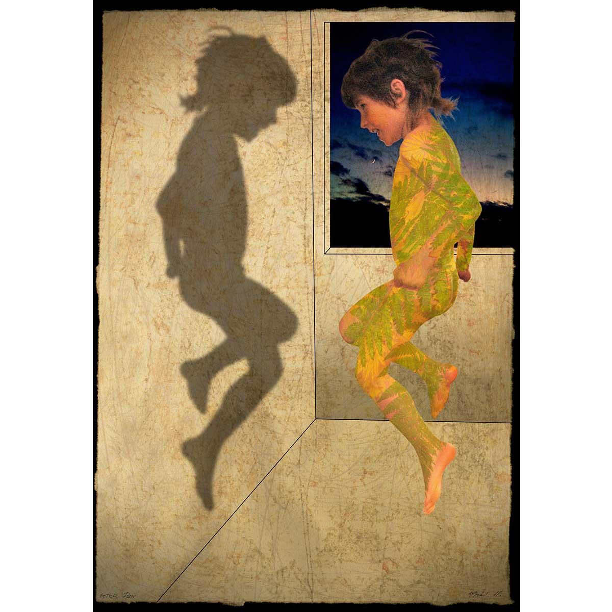 JESÚS GABÁN - Peter Pan