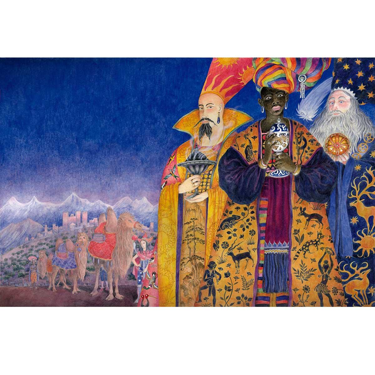 JESÚS GABÁN - Los Magos de Oriente