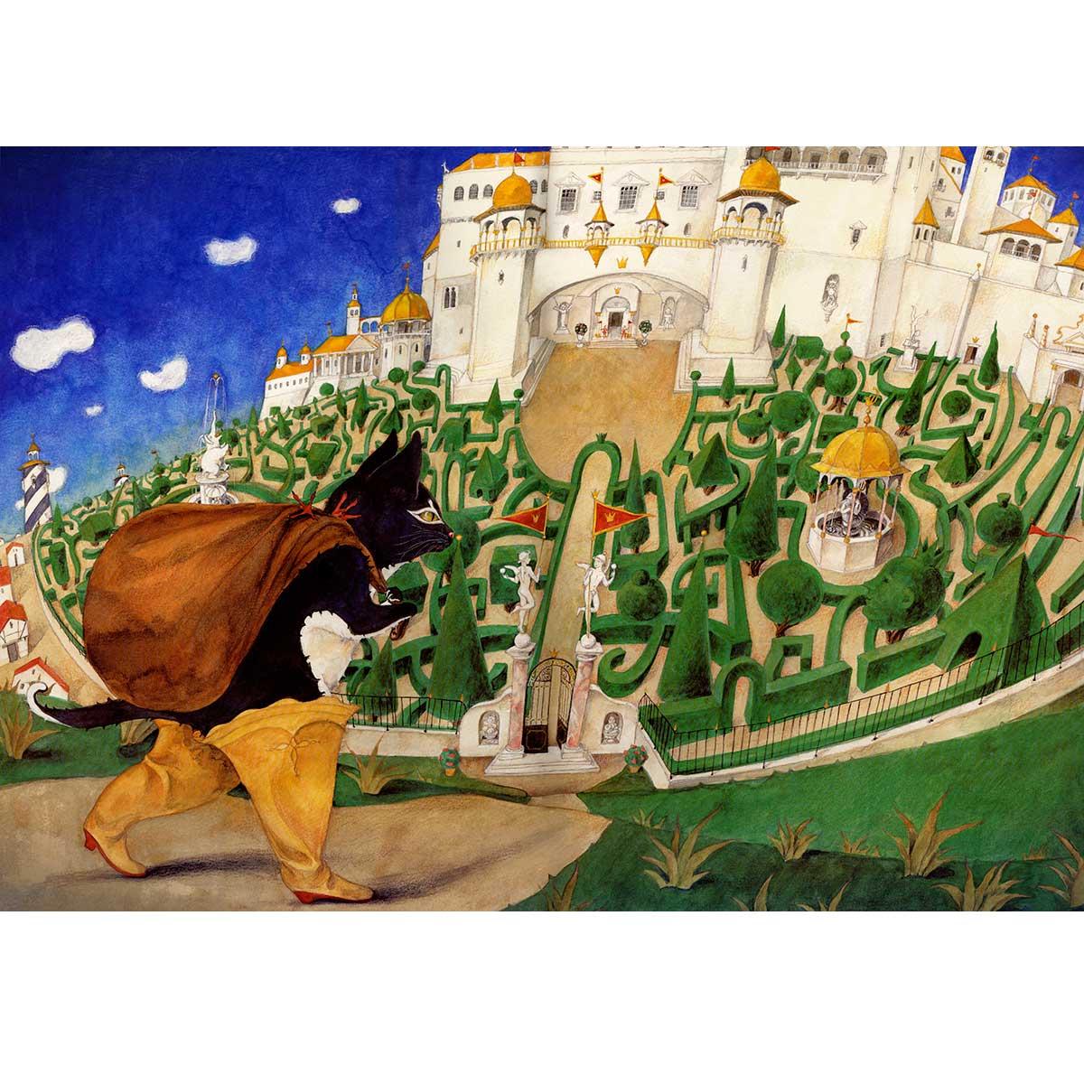 JESÚS GABÁN - EL Gato con Botas