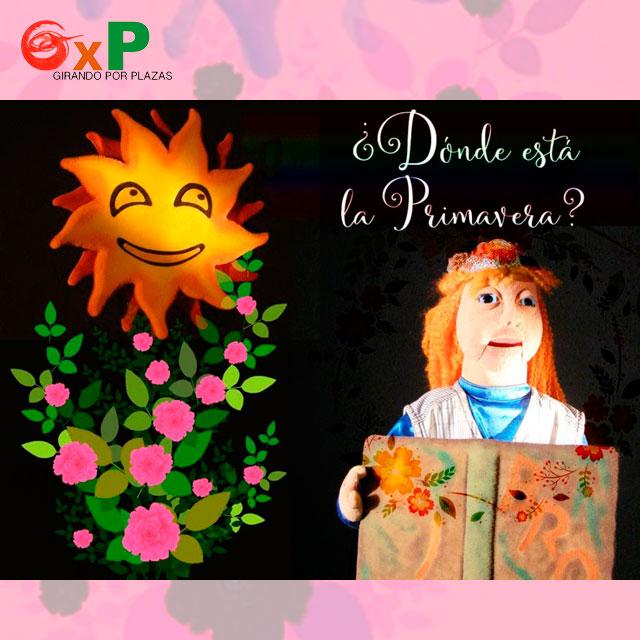 Marimba Marionetas
