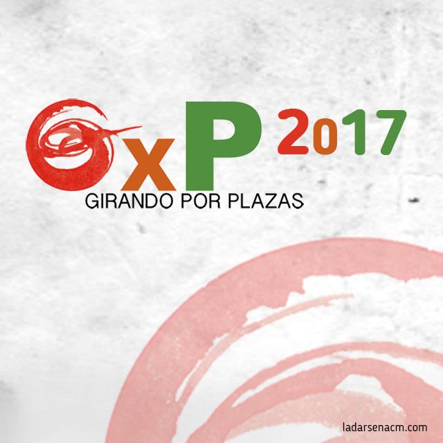 Girando por Plazas 2017