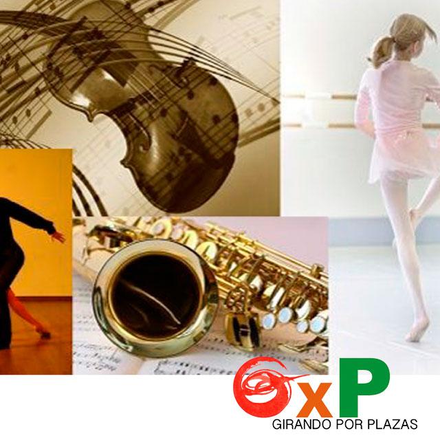 Escuela Municipal de Música y Danza de Alpedrete (Girando por Plazas 2017)
