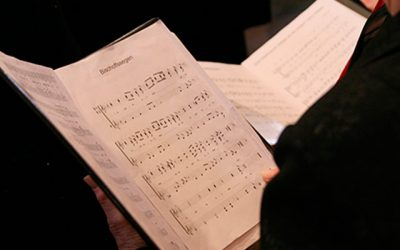 """Coro Matritum Cantat: """"Gospel y Espirituales Negros""""."""