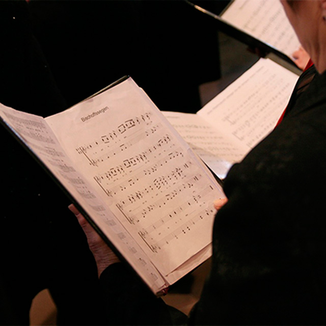 """""""¡Canta con nosotros!"""": Pruebas para nuevas voces en el Coro Municipal BOCEMA."""