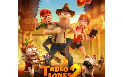 "Cine de verano: ""Tadeo Jones 2"""