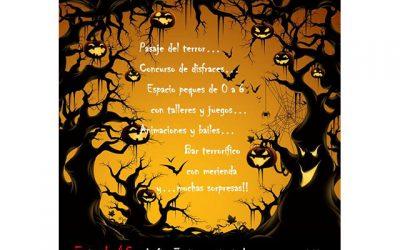 Halloween en Navacerrada