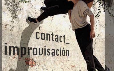 Ciclo Formativo Semestral de Danza Contact Improvisación (enero-junio).