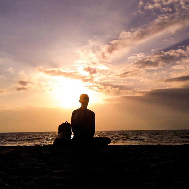 Jornada de Meditación.