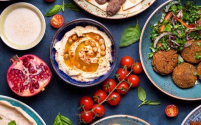 Taller: Cocina Libanesa. Especial Verano