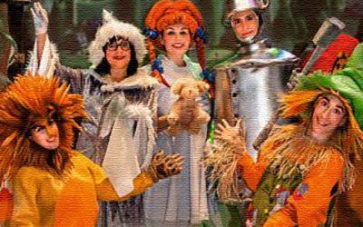 """""""El Mago de Oz"""". Teatro musical."""