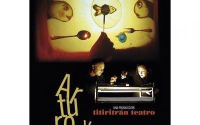 """""""Arturo y Clementina"""". Teatro de objetos."""