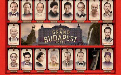 "Cine: ""El Gran Hotel Budapest"""