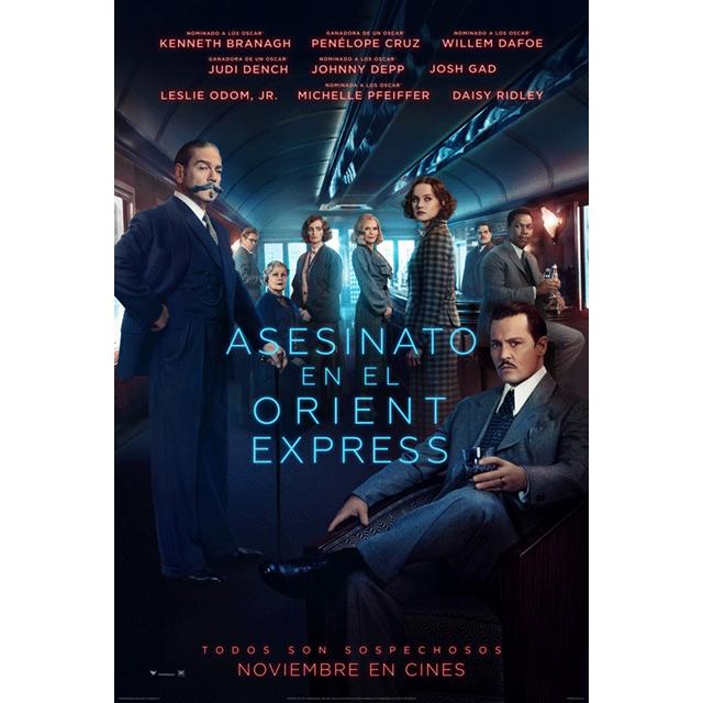 """Cine de verano: """"Asesinato en el Orient Express"""""""