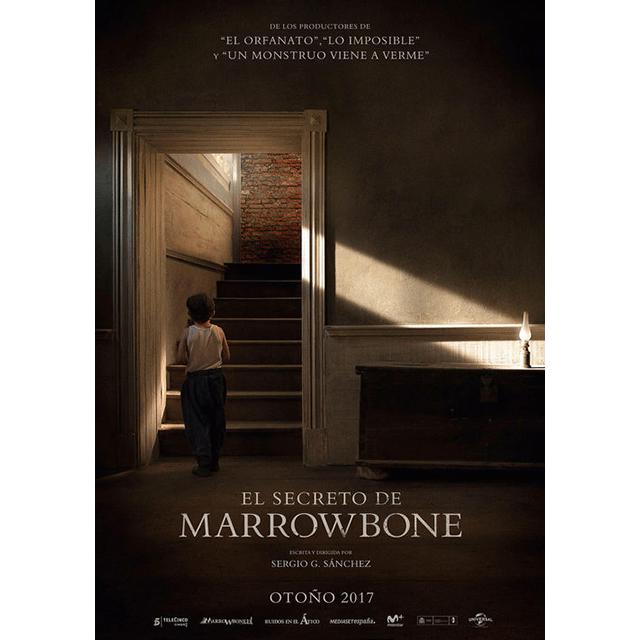 """Cine: """"El Secreto de Marrowbone""""."""