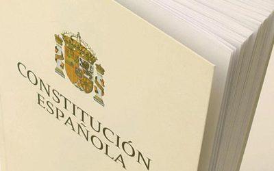 Lectura de la Constitución en Alpedrete.