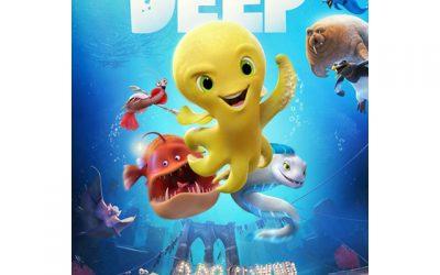 """Cine: """"Deep. Un mundo sumergido, Un nuevo héroe""""."""