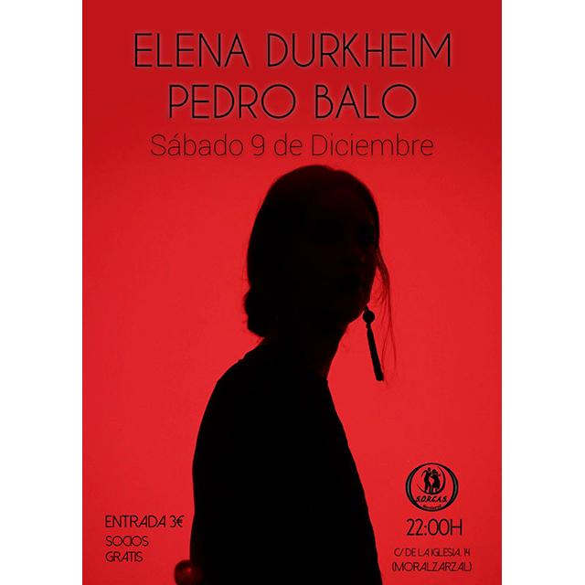 Elena Durkheim + Pedro Balo