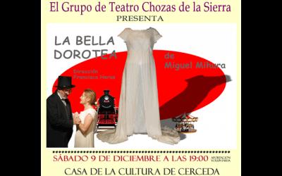 """""""La bella Dorotea"""" de Miguel Mihura."""