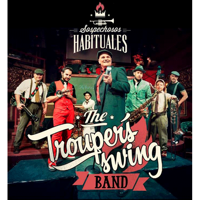 The Trouper's Swing Band