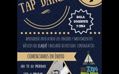 Taller: Tap Dance (Claqué)