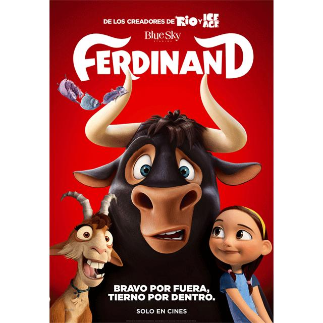 """Cine de verano: """"Ferdinand"""""""