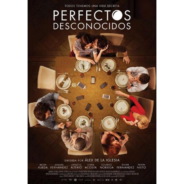 "Cine: ""Perfectos desconocidos"""