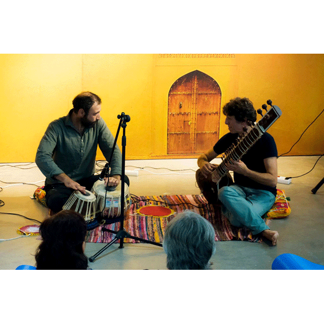 Concierto de Música Tradicional India: Ragas y Talas.
