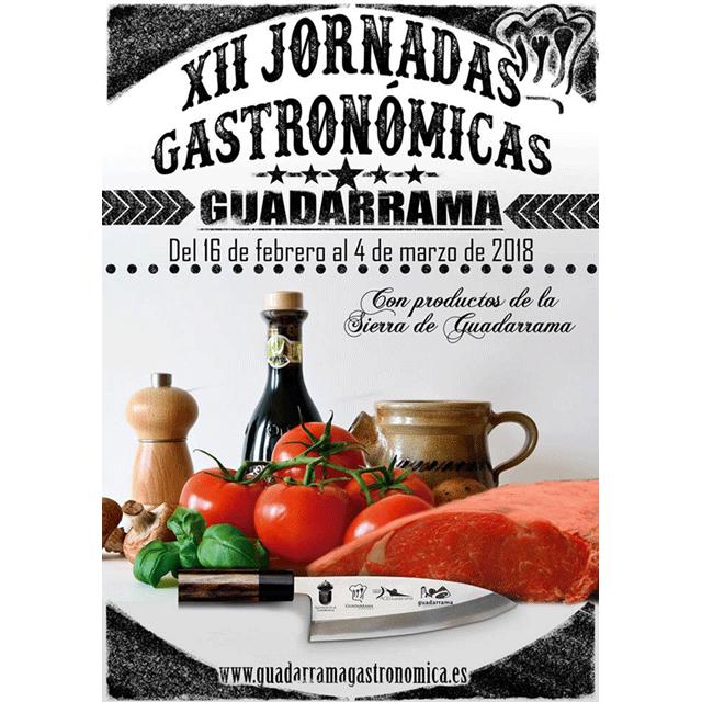 XII Jornadas Gastronómicas de Guadarrama