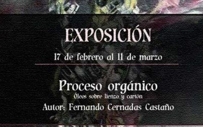 "Fernando Cernadas Castaño: ""Proceso orgánico"""