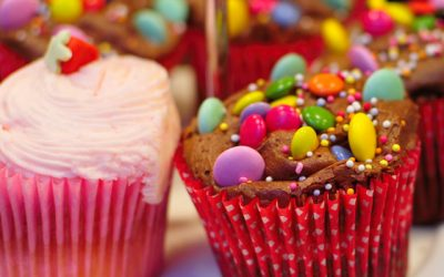 Cupcakes en familia
