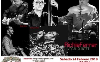 Richie Ferrer Vocal Quintet