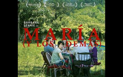 """Cine: """"María y los demás"""""""