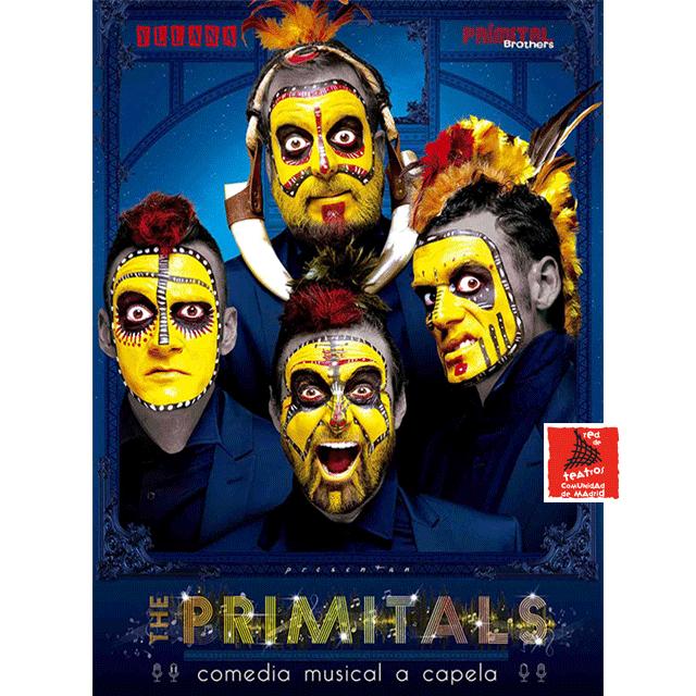 """""""The Primitals"""" (comedia musical a capela)"""