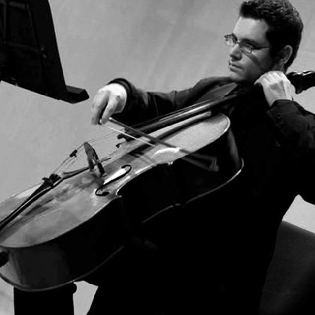 """""""300 años con Bach: la primera suite de Bach para chelo"""" con Alberto Hernández de Frutos."""