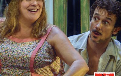 """Pareja Abierta"". El musical."