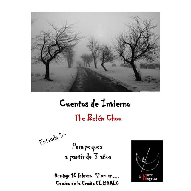 """The Belen Chou: """"Cuentos de Invierno"""""""