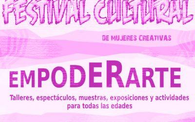 """Festival de Mujeres Creativas """"EmpoderArte"""""""