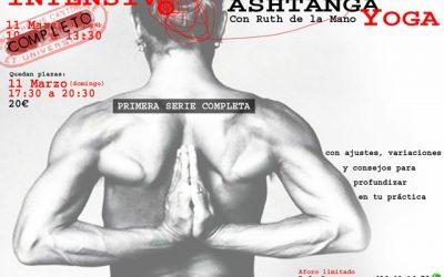Intensivo Ashtanga Yoga