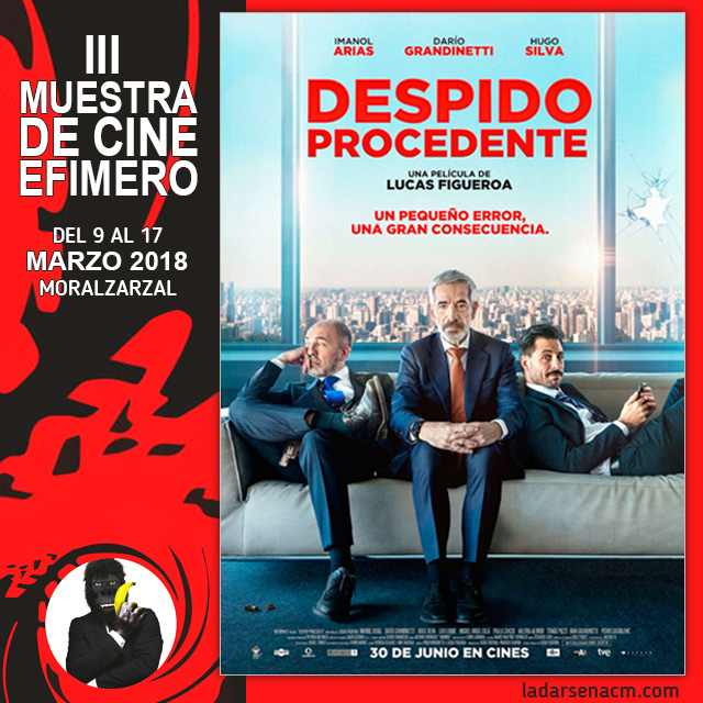 """Cine: """"Despido procedente"""""""
