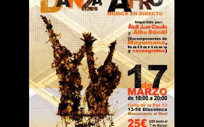 Taller: Danza Afro con música en directo