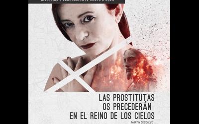 """Eva Torres: """"Las prostitutas os predecerán en el Reino de los Cielos"""""""