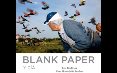 Exposición: Blank Paper y Cía.