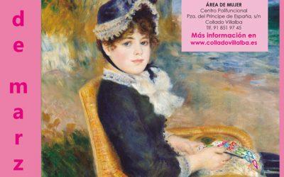 Día Internacional de la Mujer en Collado Villalba
