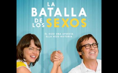 """Cine: """"La batalla de los sexos"""""""