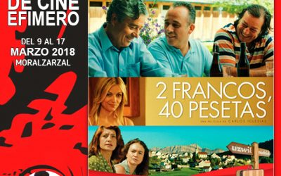 """Cine: """"2 francos, 40 pesetas"""""""