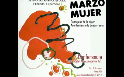 """Conferencia """"Iniciación al Autoconocimiento"""" con Perla Giuggiana."""
