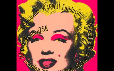 """Visita a Caixa Forum: Exposición """"Warhol. El Arte mecánico"""""""