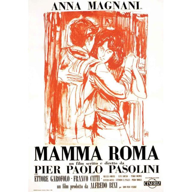 """Cine: """"Mamma Roma"""""""